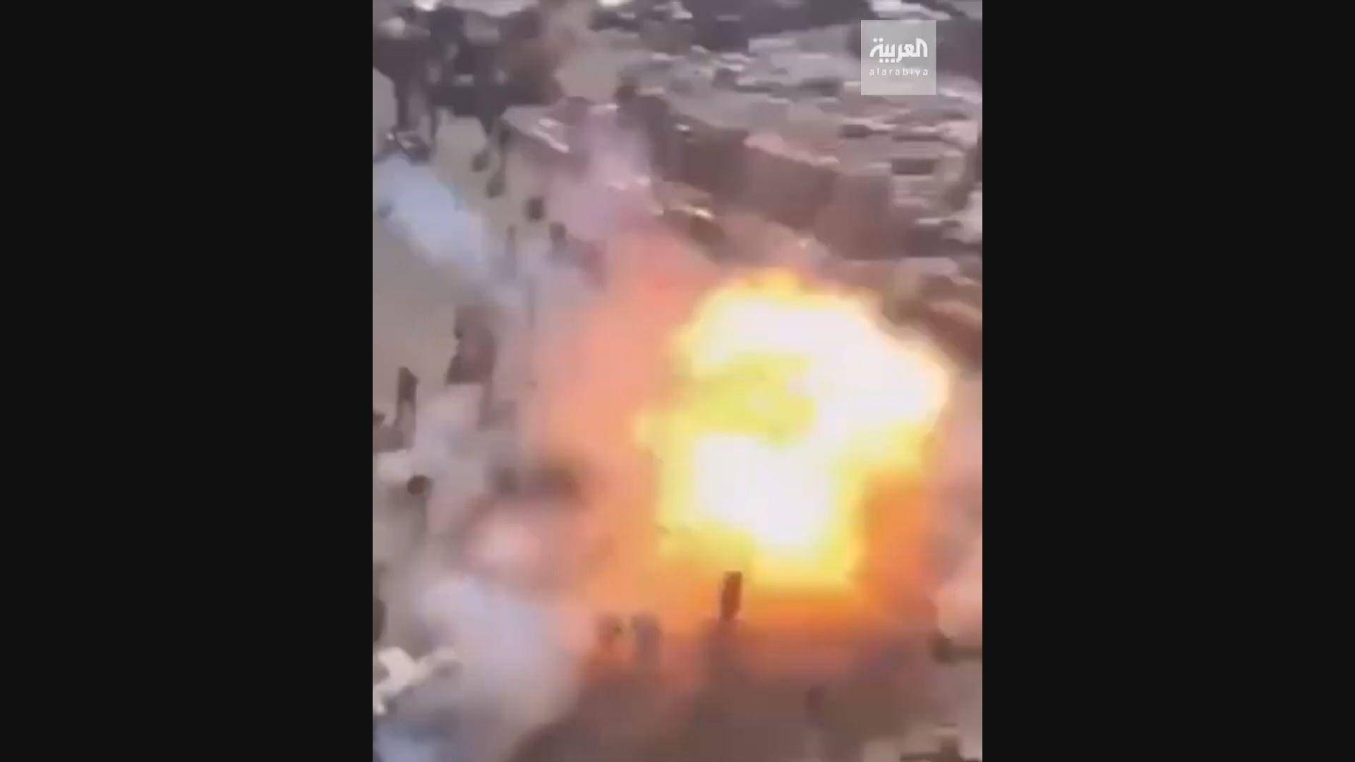 巴格達自殺式炸彈襲擊過百死傷