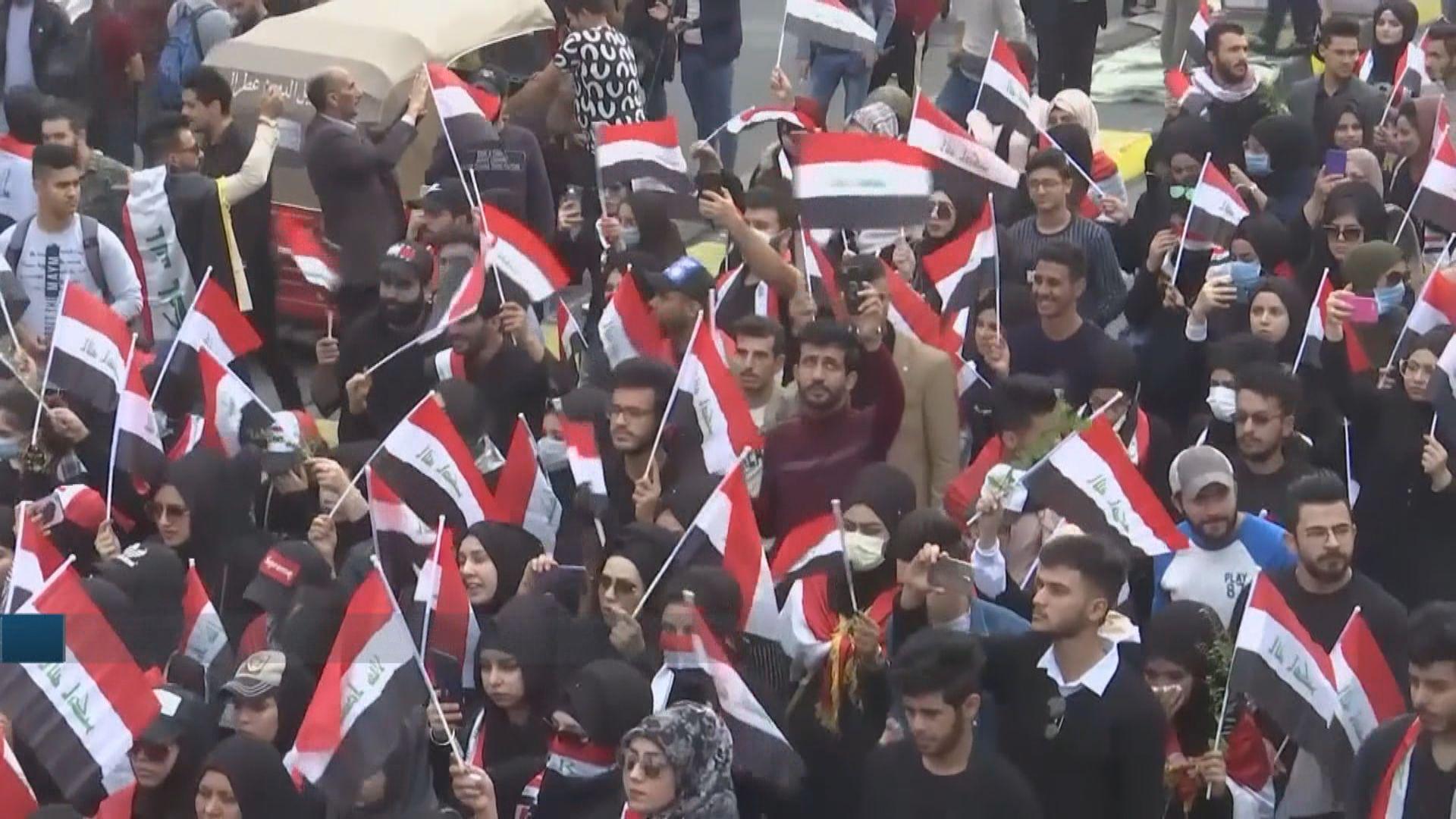 伊拉克示威不斷 亂局難解
