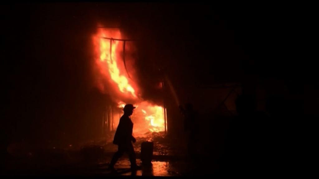 伊拉克接連自殺式襲擊 白宮嚴厲譴責