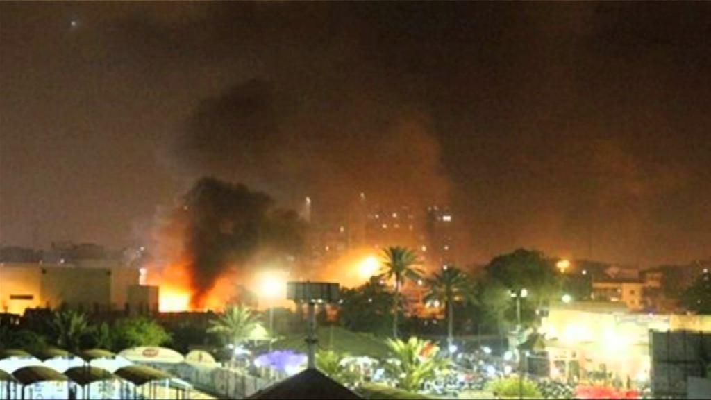 伊斯蘭國伊拉克發動恐襲百人死傷