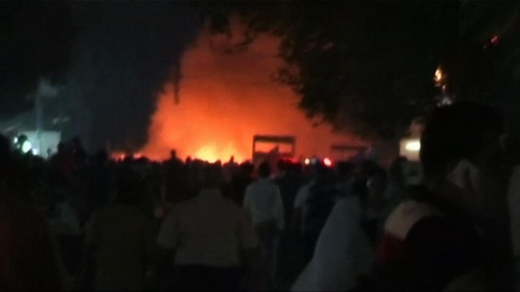 伊拉克凌晨發生兩次炸彈襲擊