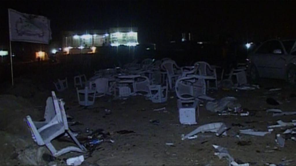 伊拉克足球場遭炸彈襲擊29死60傷