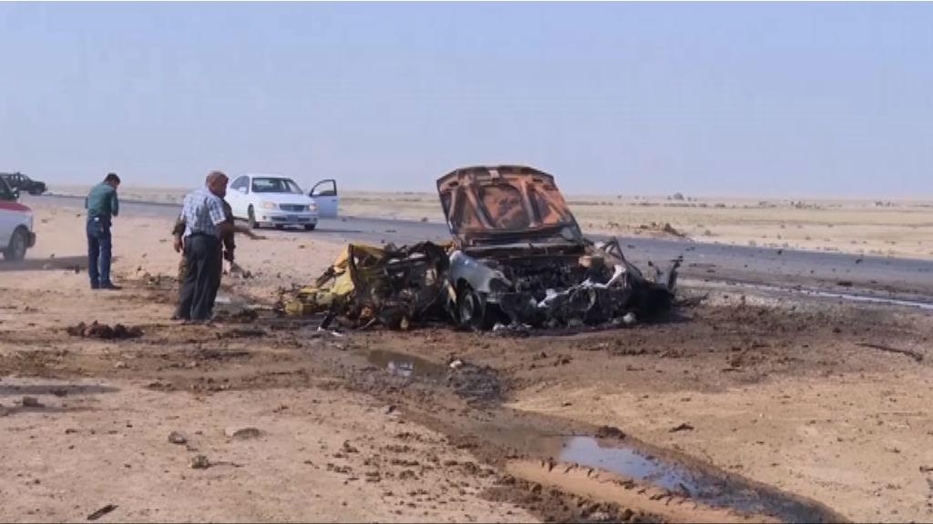 伊拉克連環襲擊最少八十多死
