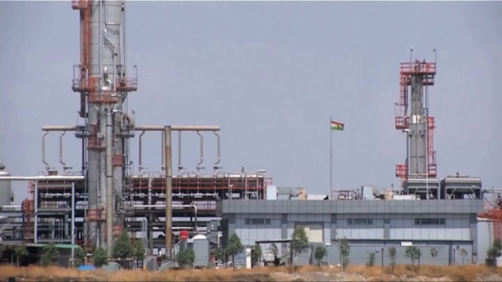 伊拉克政府軍進駐石油心臟基爾庫克