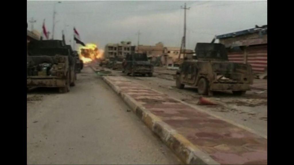 伊斯蘭國攻擊拉馬迪外圍遭擊退