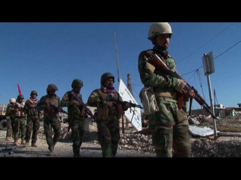 庫爾德部隊奪辛賈爾控制權