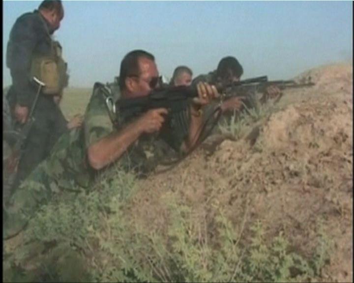 奧巴馬表明不出兵伊拉克