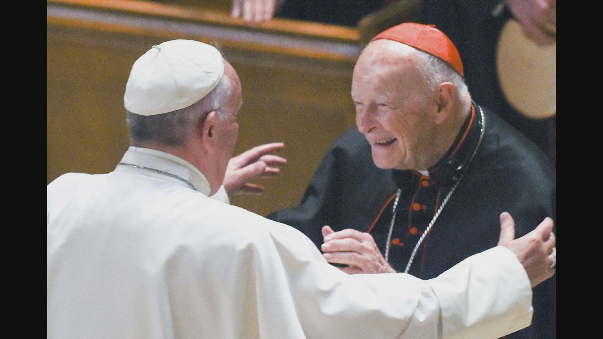 教宗被指隱瞞神職人員性侵行為