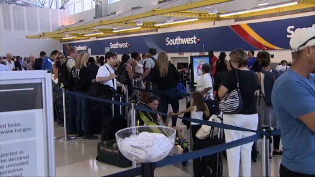 艾爾瑪逼近 佛州居民遊客撤離