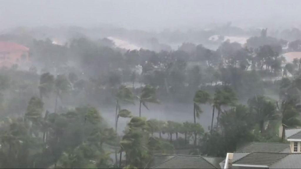 艾爾瑪減弱二級颶風 佛州逾300萬戶停電