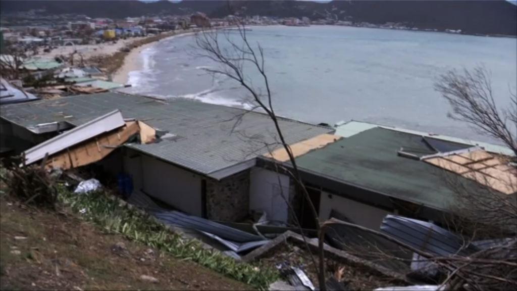 艾爾瑪吹襲古巴後再增強為五級颶風