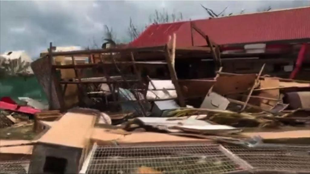 颶風艾爾瑪重創加勒比海多個島嶼