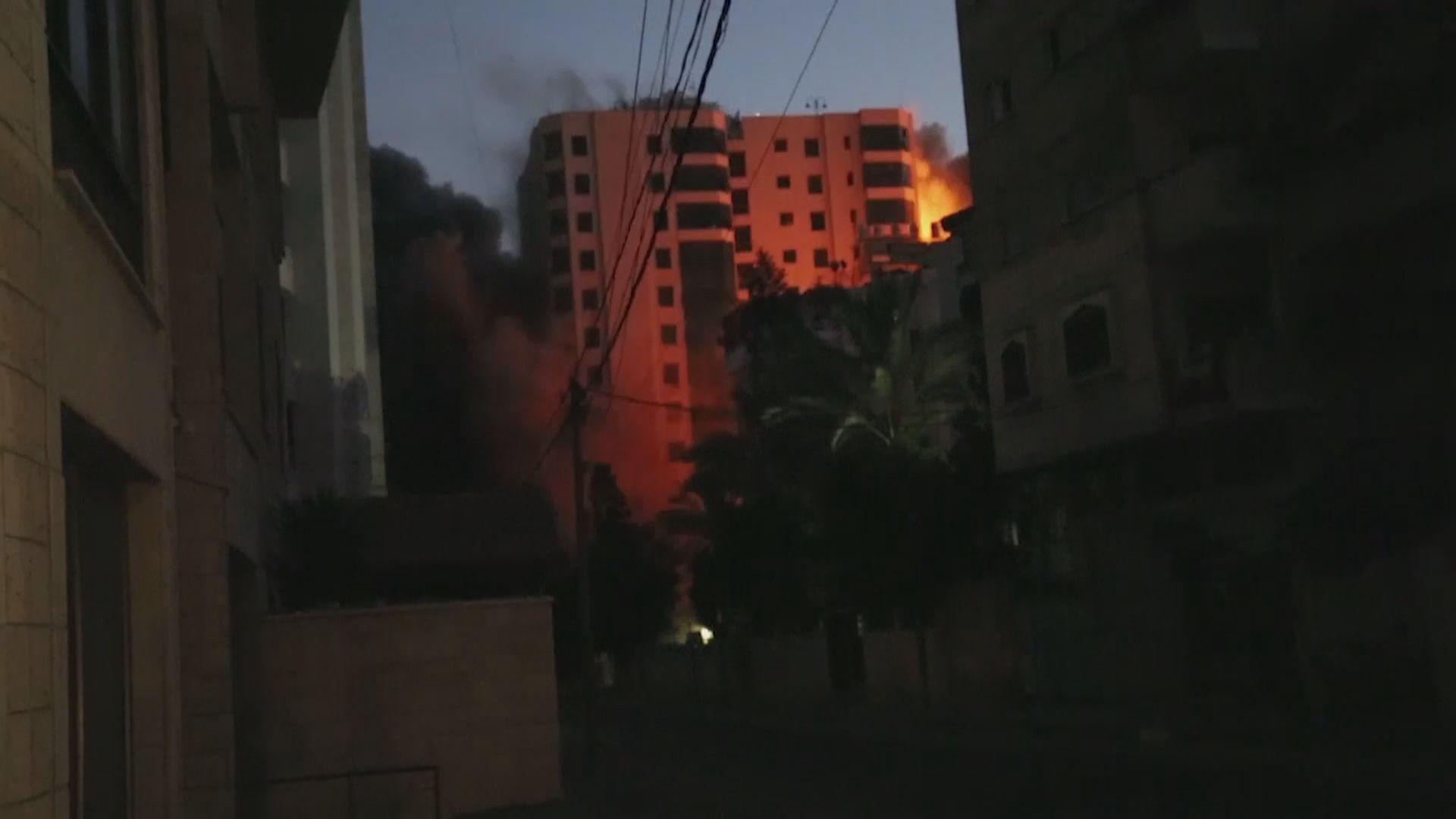 以巴衝突持續 消息指美國等外交斡旋停火暫無進展