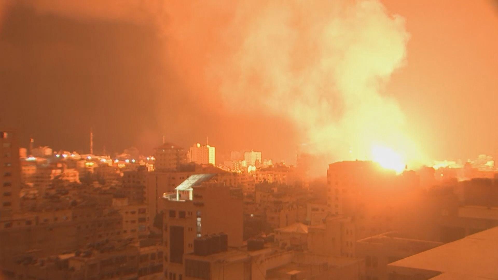 以巴衝突持續釀至少65死 美國派員到當地斡旋