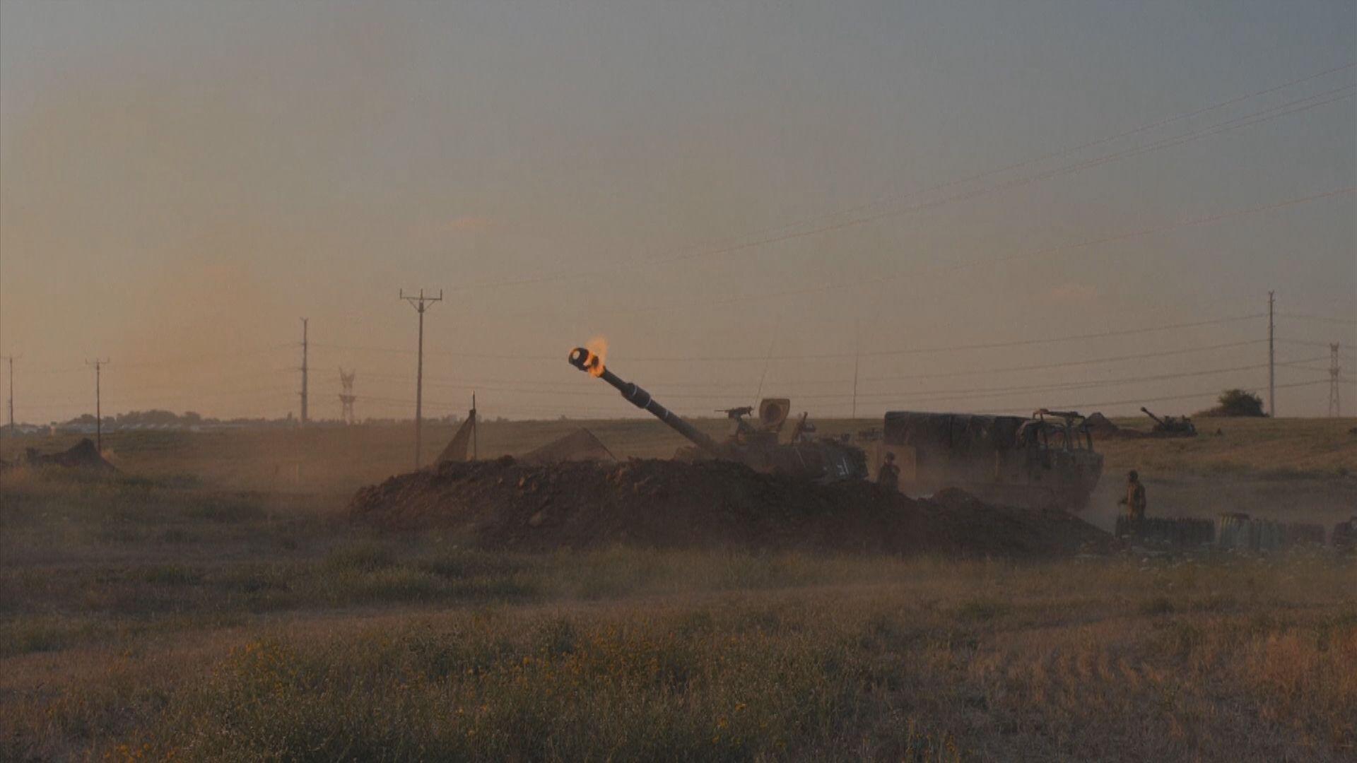 以巴局勢升級 拜登指以色列自衛行動未超出規模