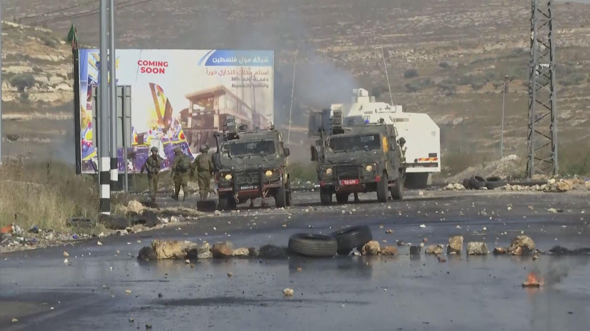 以巴衝突蔓延至西岸 埃及主導斡旋以巴停火無明顯進展