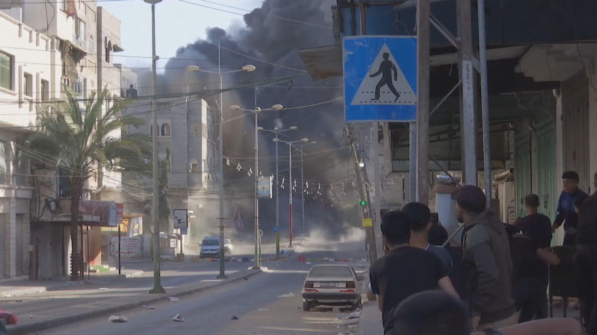 哈馬斯宣稱以無人機攻擊以色列設施