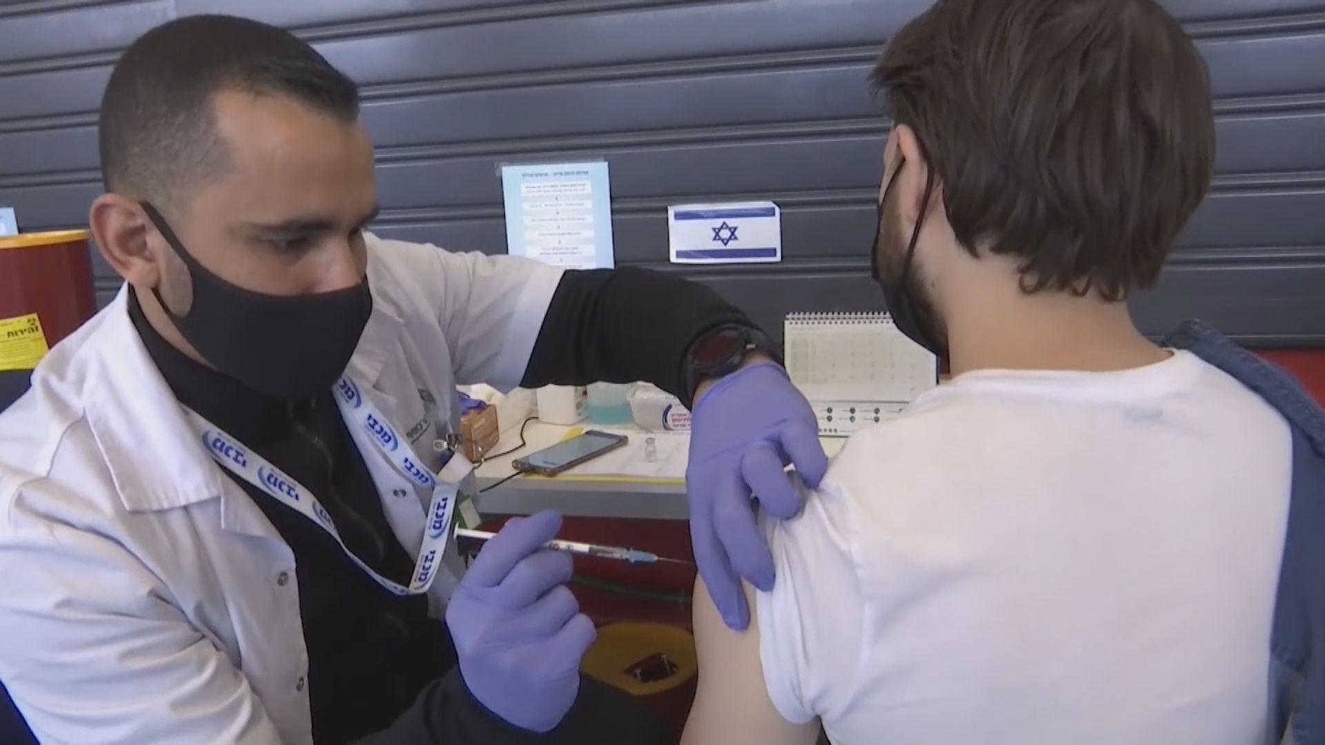 以色列有研究發現南非變種病毒某程度上可減輝瑞保護力