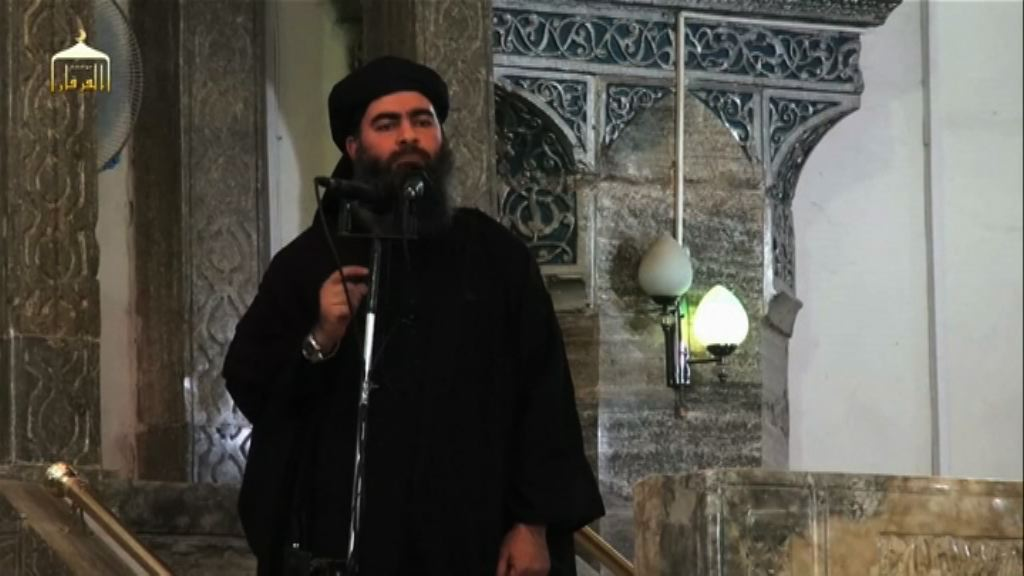 伊斯蘭國領袖巴格達迪再發表新錄音
