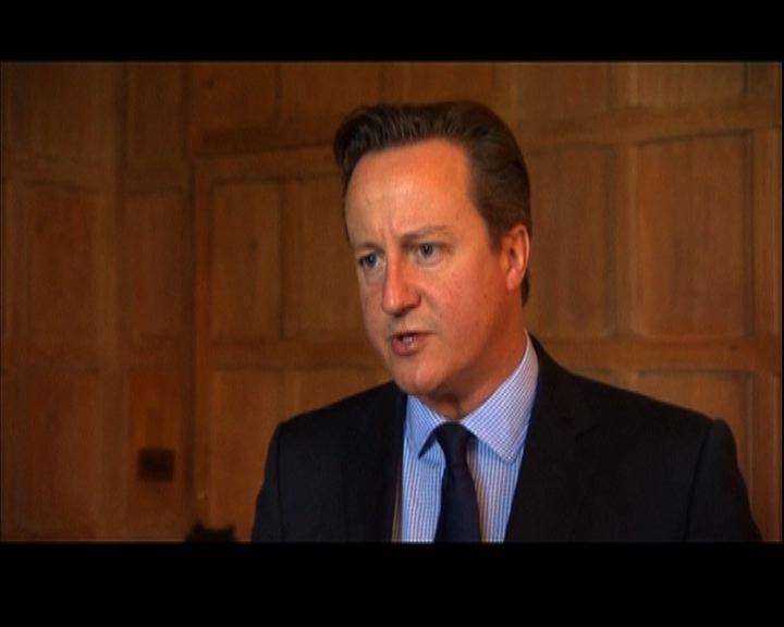 卡梅倫譴責伊斯蘭國殺害英人質