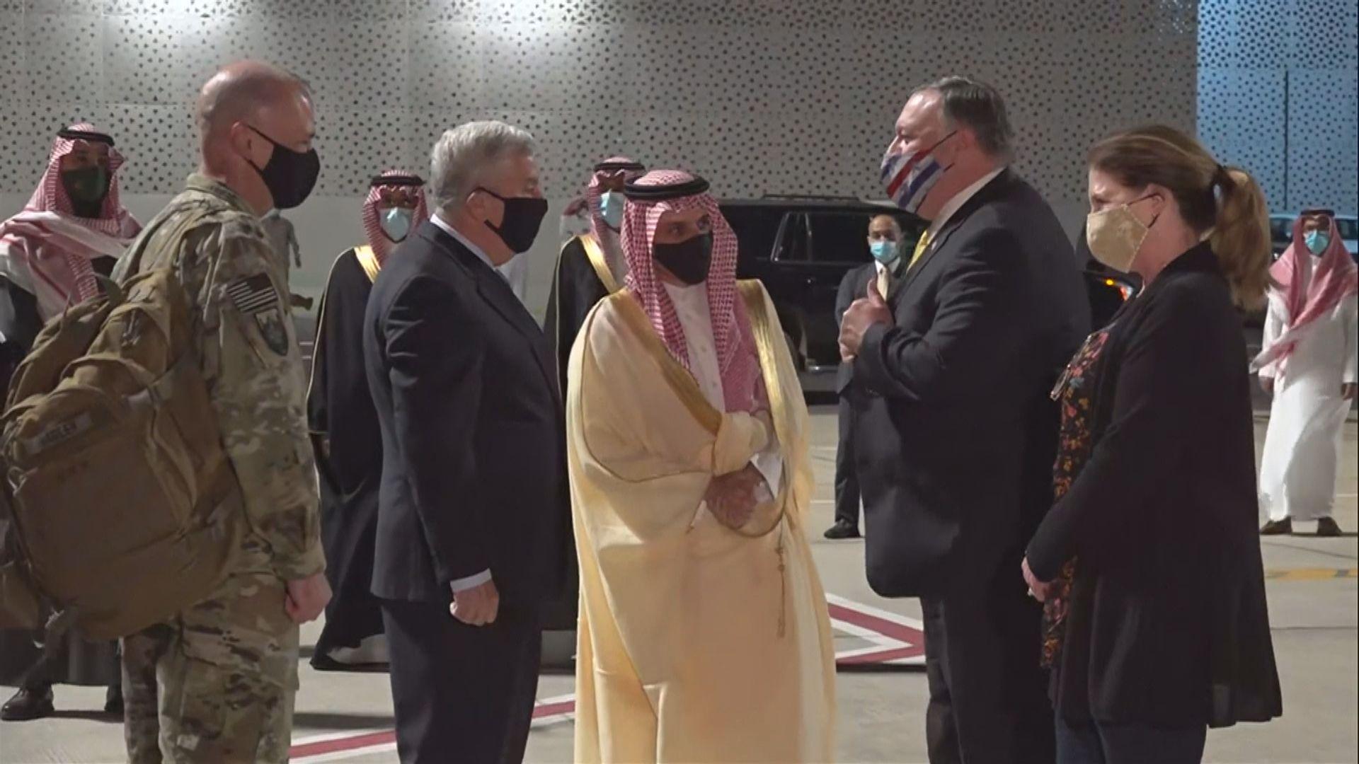 沙特否認有報道指內塔尼亞胡秘密會晤王儲
