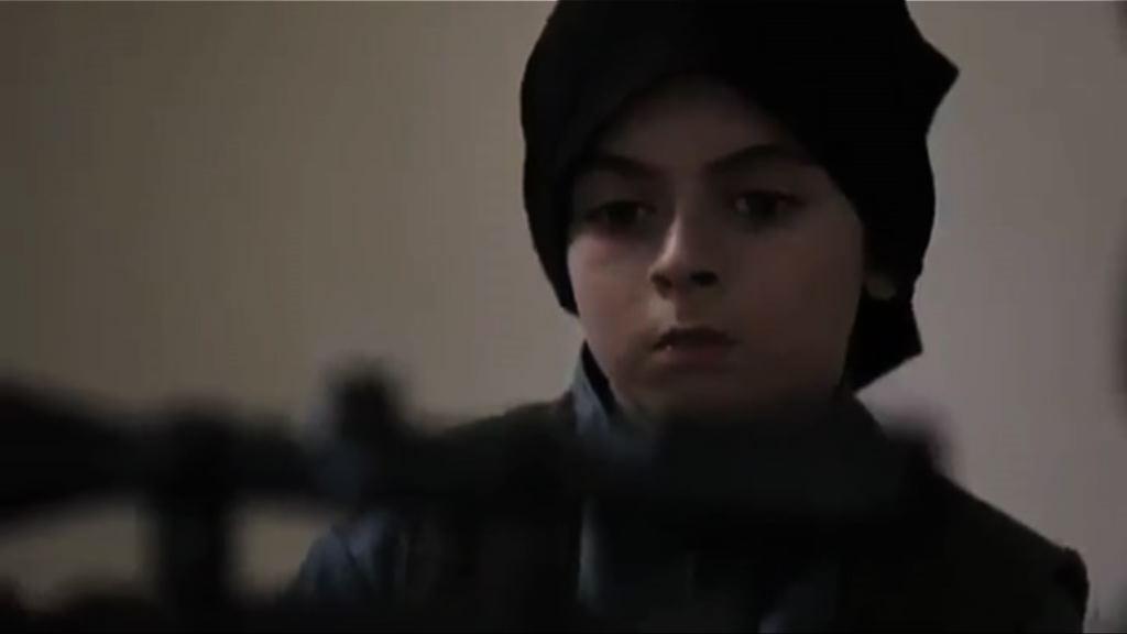伊斯蘭國宣傳片 男童以英語威脅特朗普