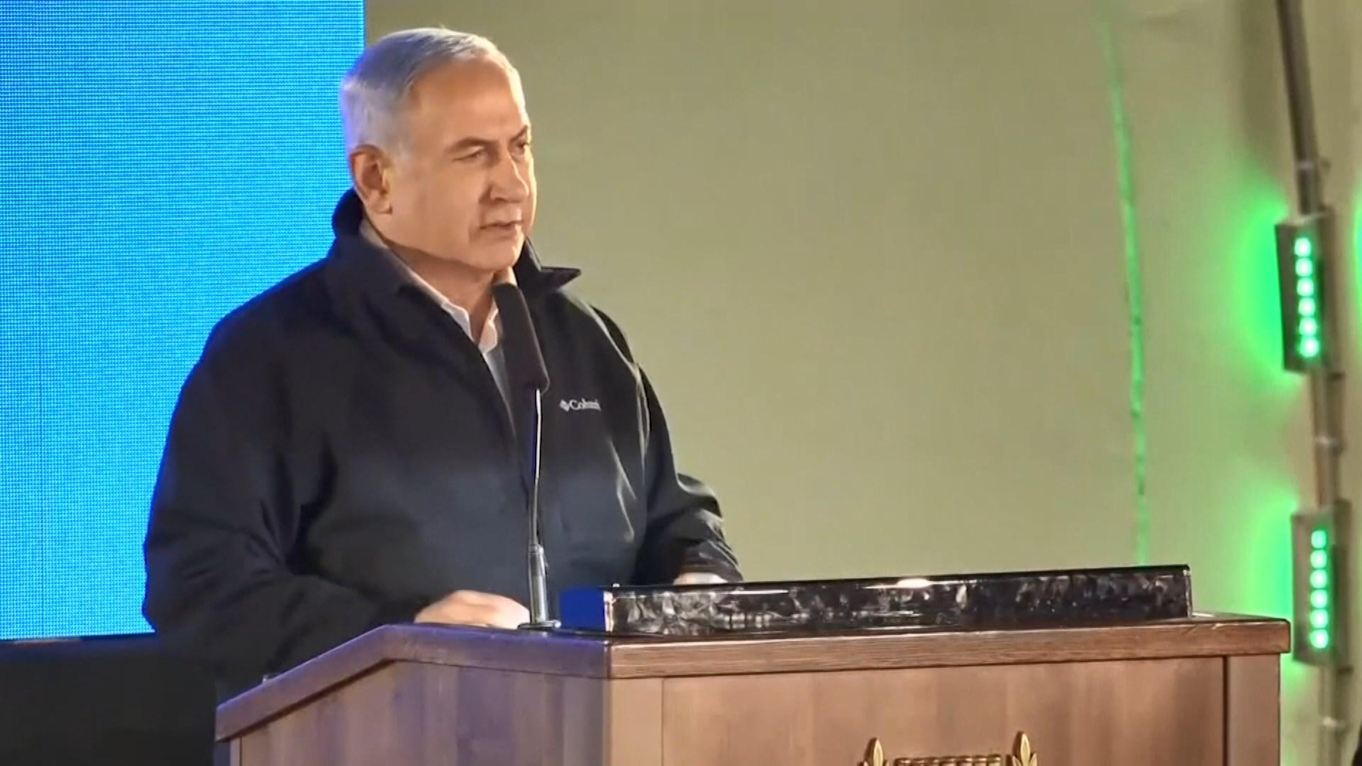 以色列大選 內塔尼亞胡與甘茨勢均力敵