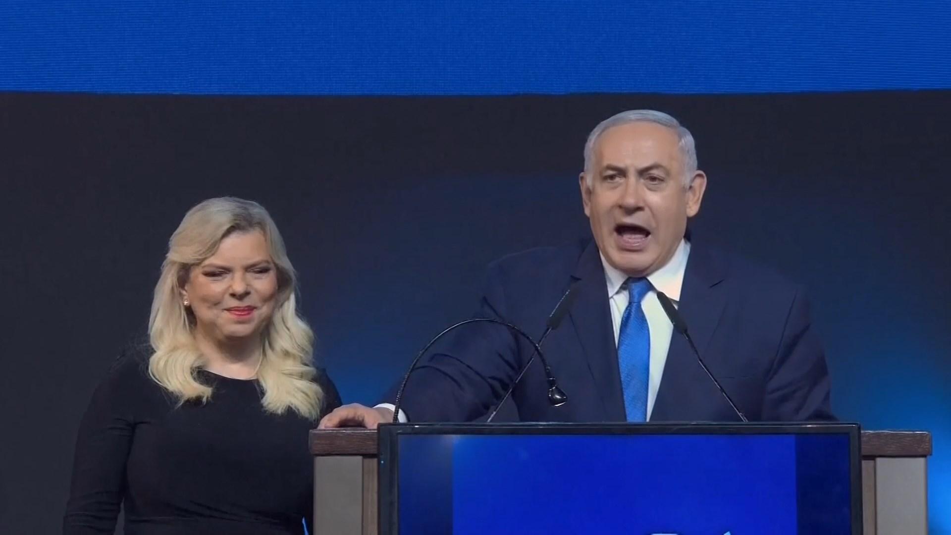 報道指內塔尼亞胡有望再任以色列總理