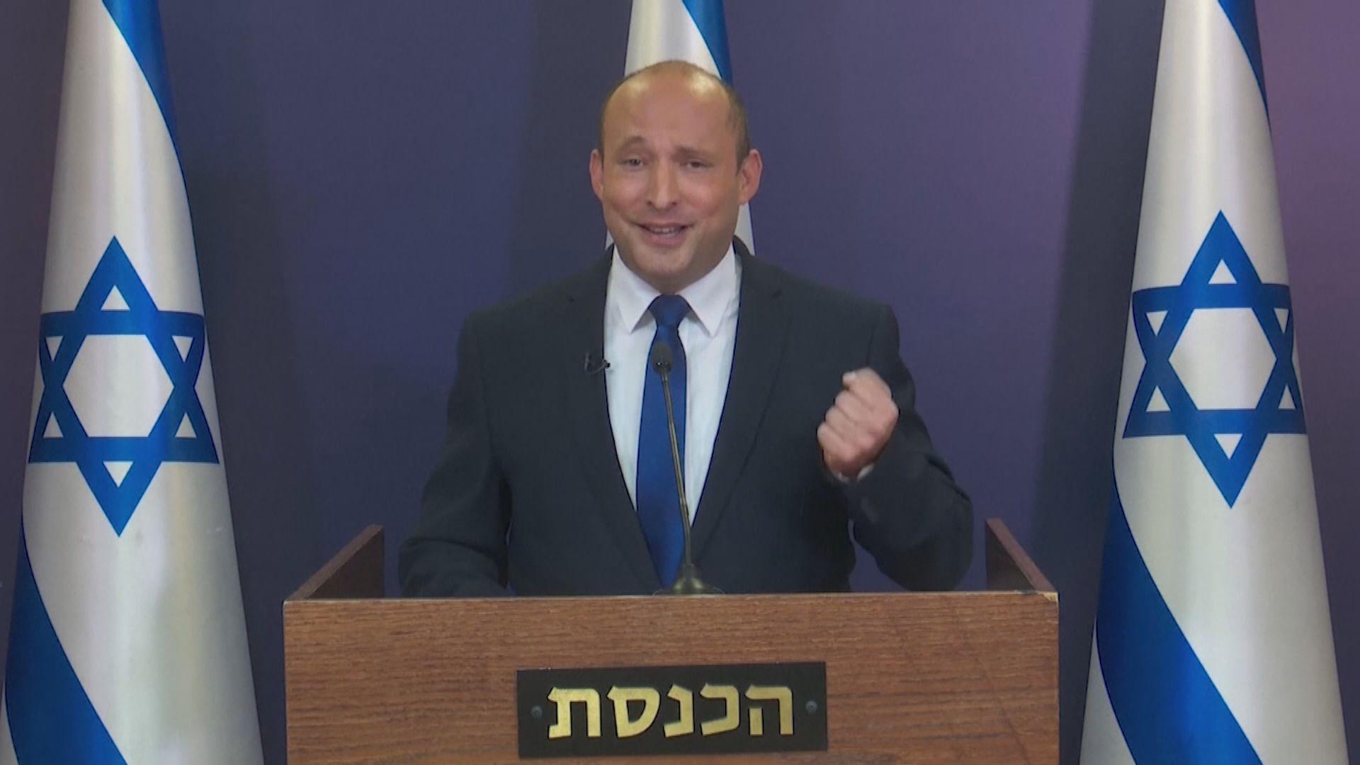 以色列右翼政黨參與組閣 內塔尼亞胡質疑危害國家安全