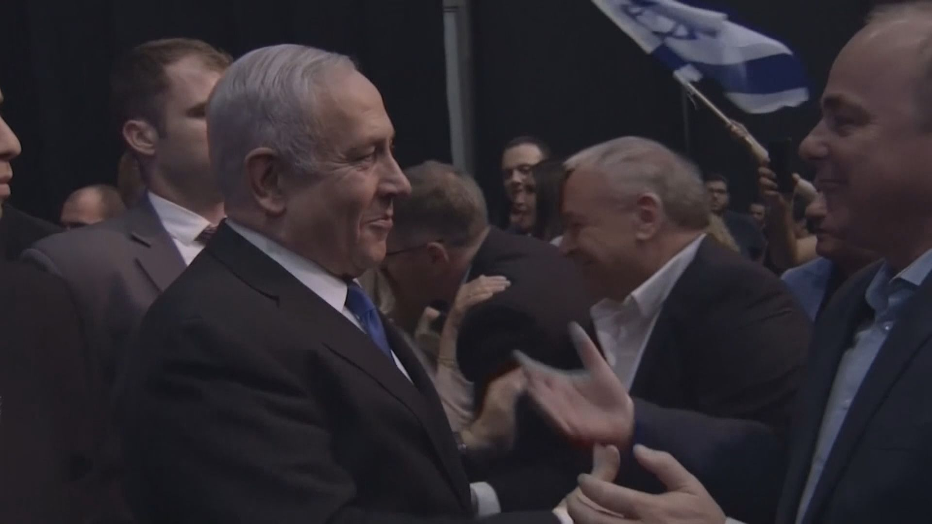 以色列大選正點票 兩大陣營勢均力敵