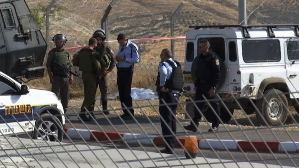 特朗普訪耶路撒冷期間巴人圖襲警員被殺