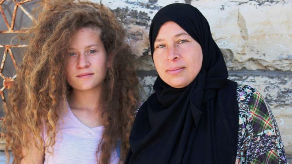 巴勒斯坦少女掌摑以色列士兵被拒保釋