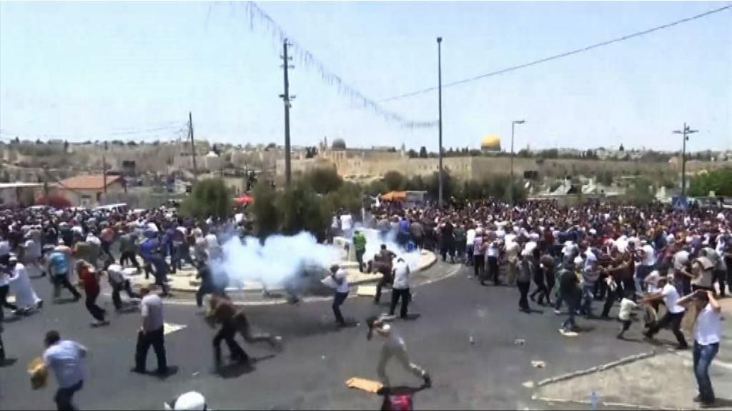 巴勒斯坦宣布停止與以色列聯繫