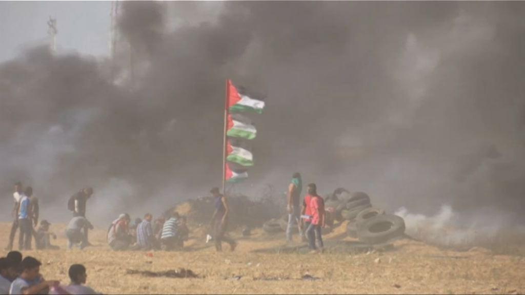 加沙邊境衝突釀最少4死