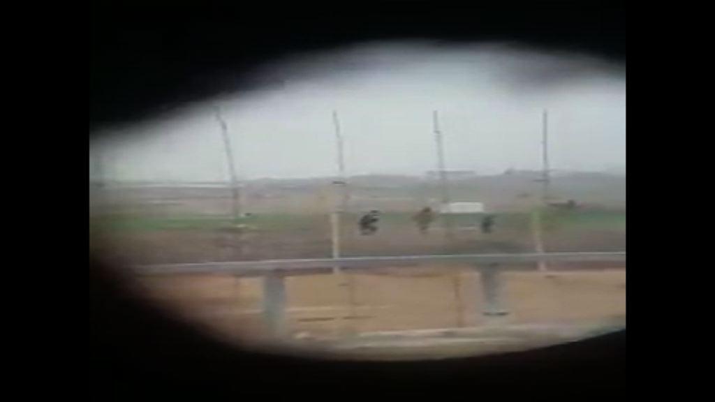 以軍疑殺害巴人平民片段流傳