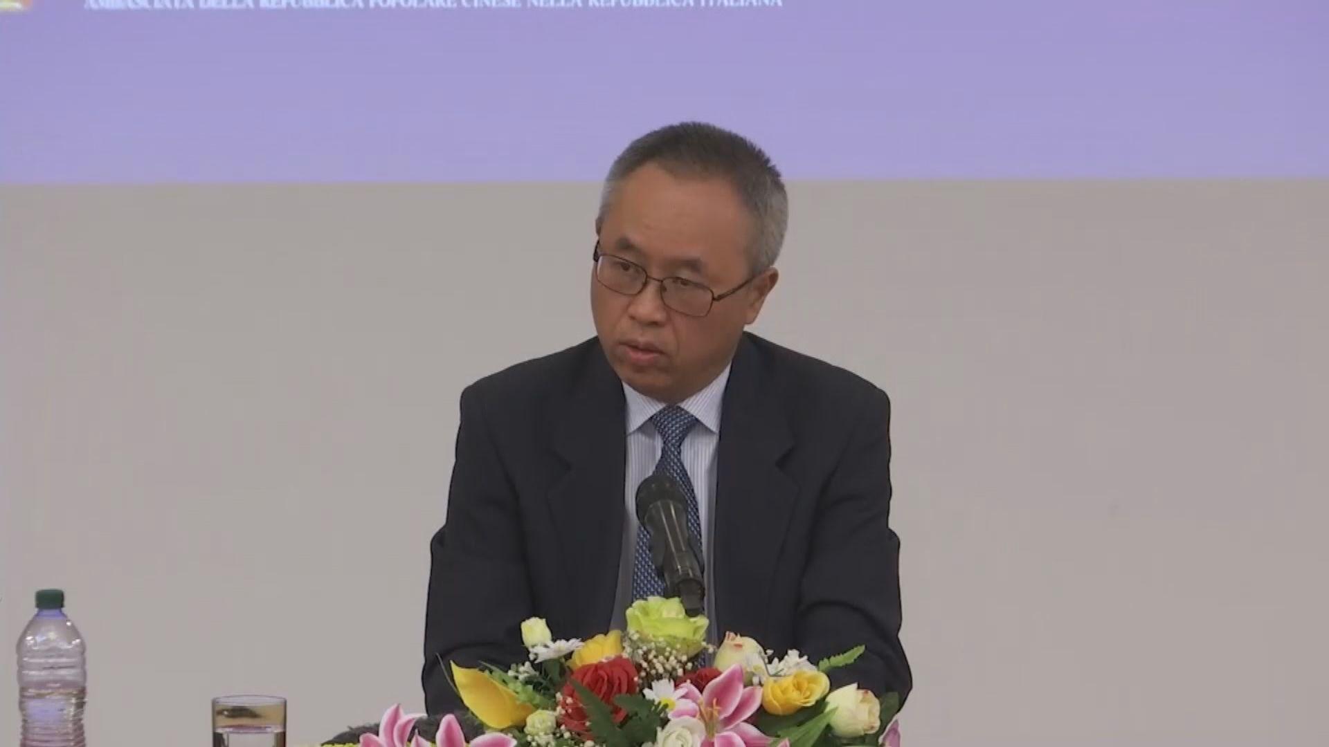 李軍華:香港若出現動亂中央不會坐視不理