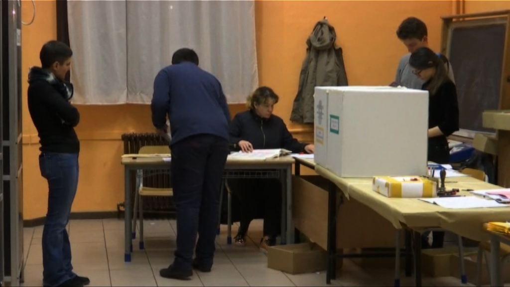 意大利大選 無政黨或聯盟取過半議席