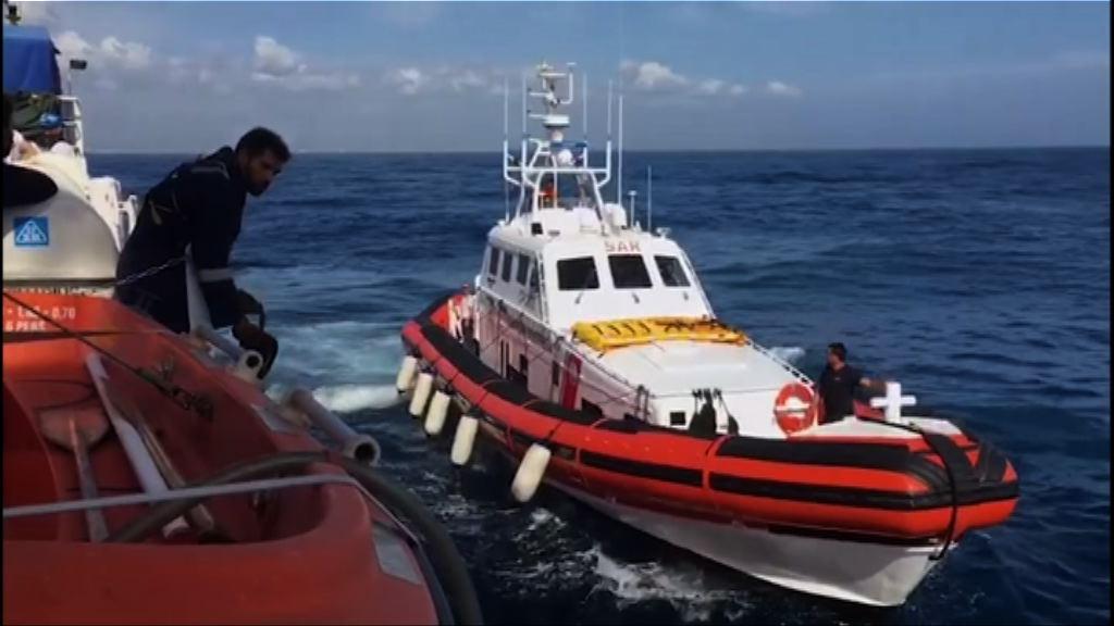 難民船風波 孔特或押後晤馬克龍