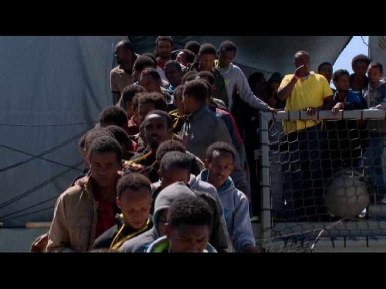 意大利再救起逾二百偷渡客