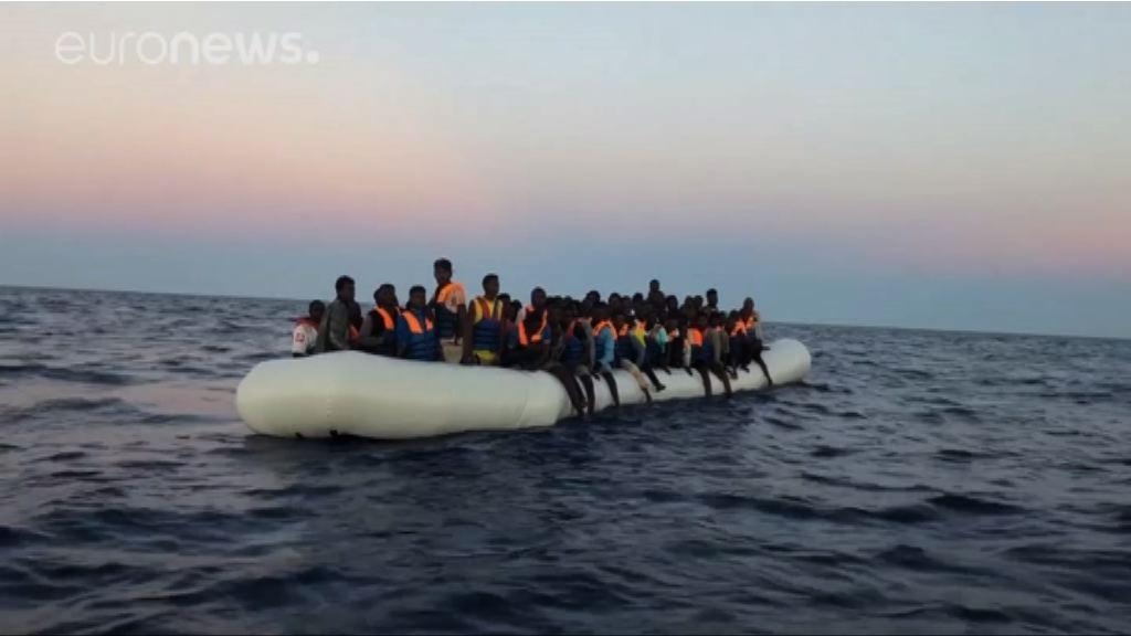 西班牙同意接收地中海難民船