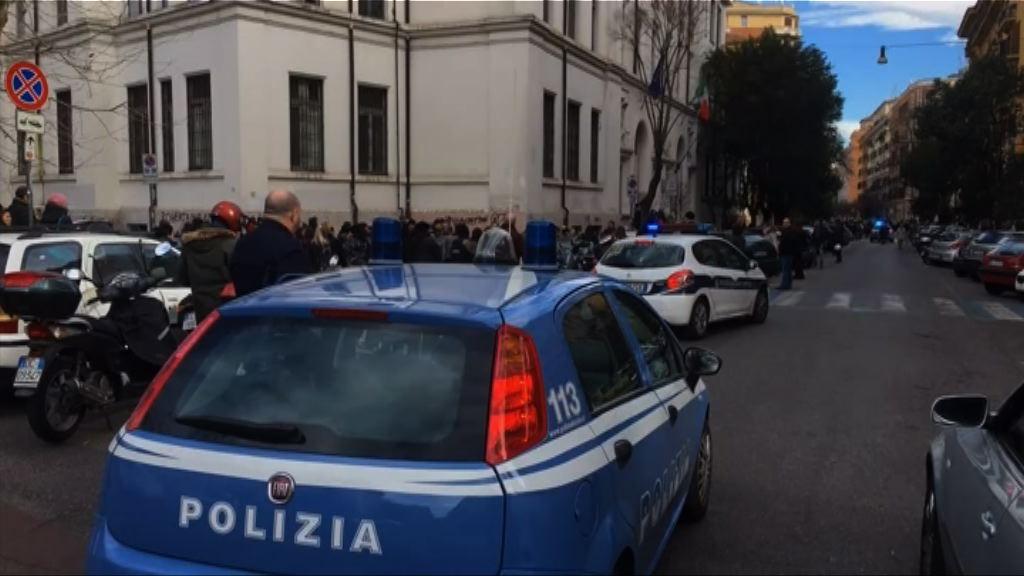意大利中部地震 羅馬感震動