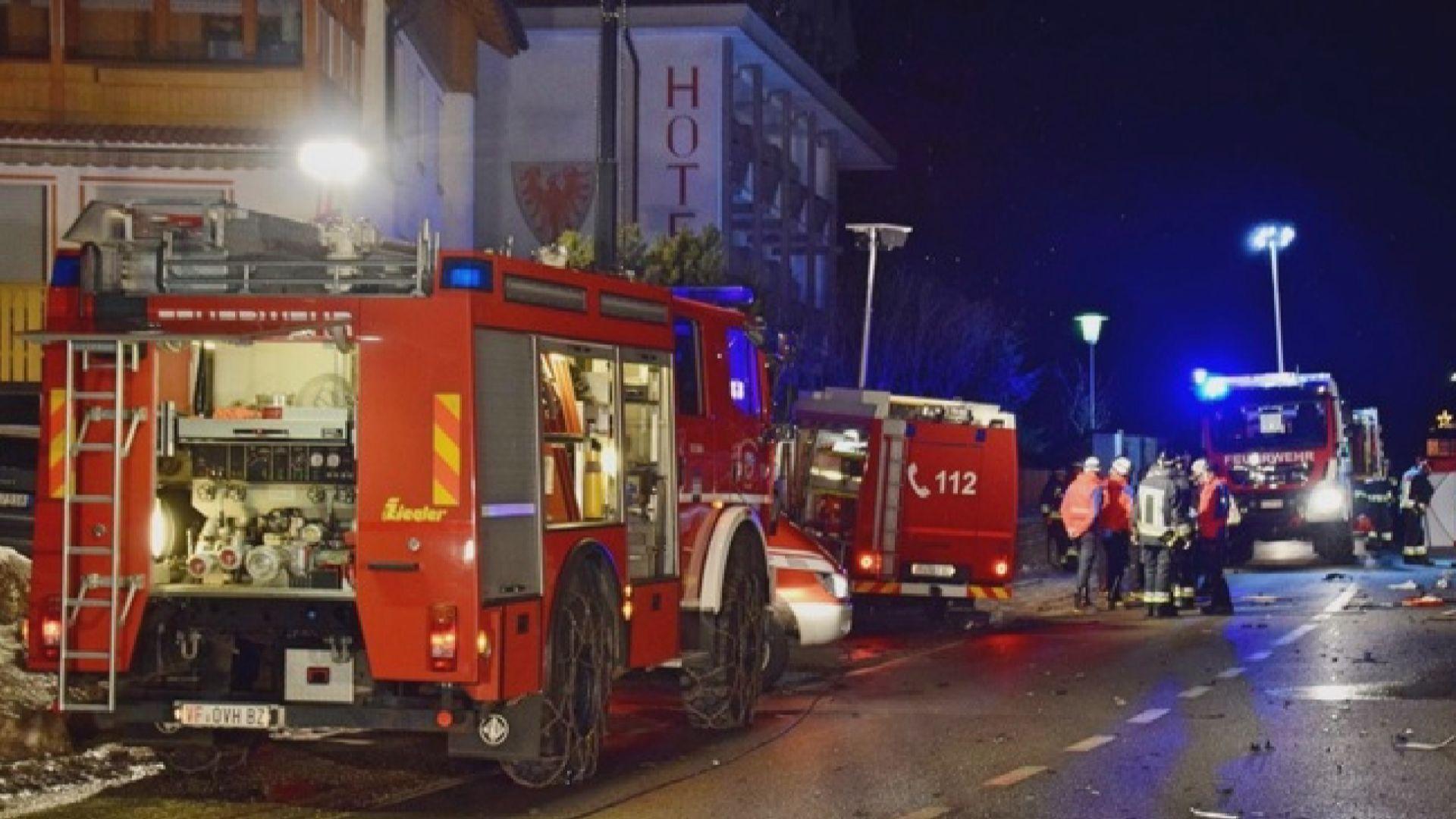 意大利疑發生醉酒駕駛 6名德國遊客喪生