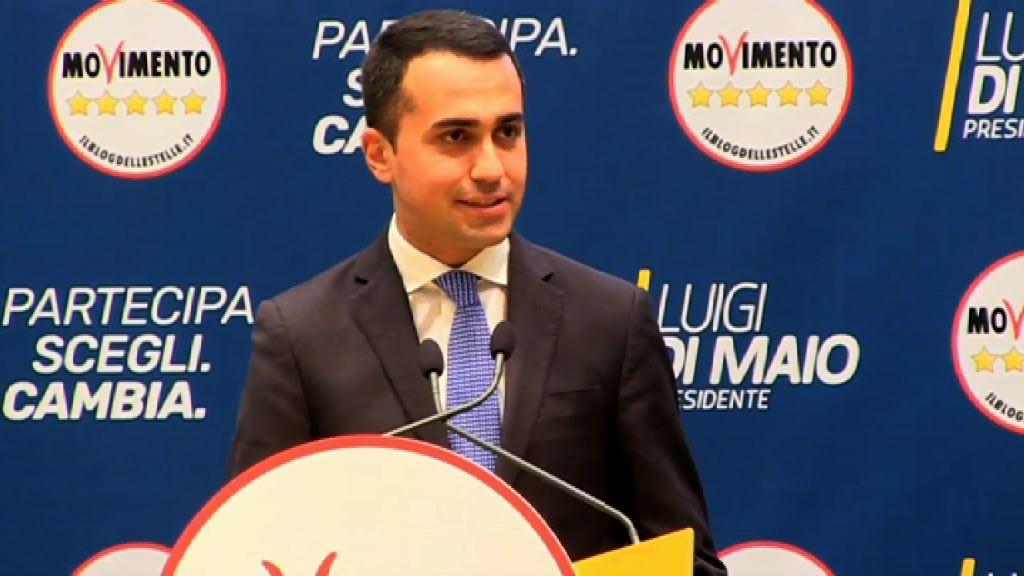 意大利互聯網公司老闆技術支援五星運動