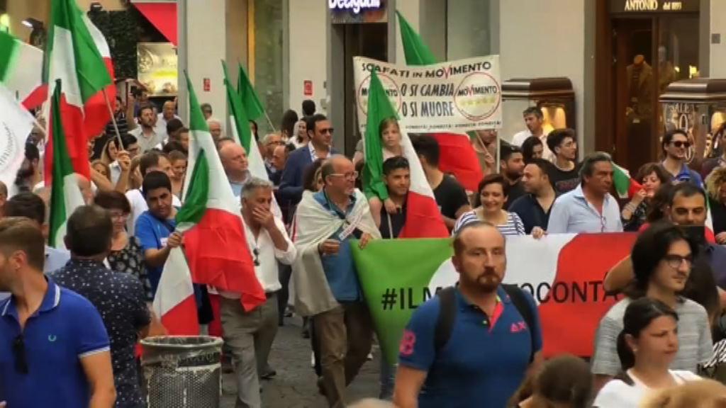 意大利若重新大選 外界憂成脫歐公投
