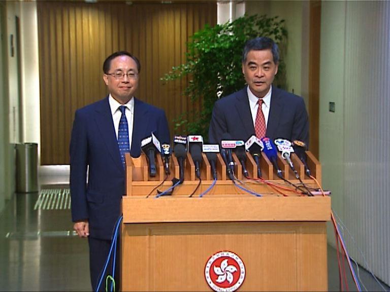 楊偉雄列九重點工作 包括推動香港再工業化