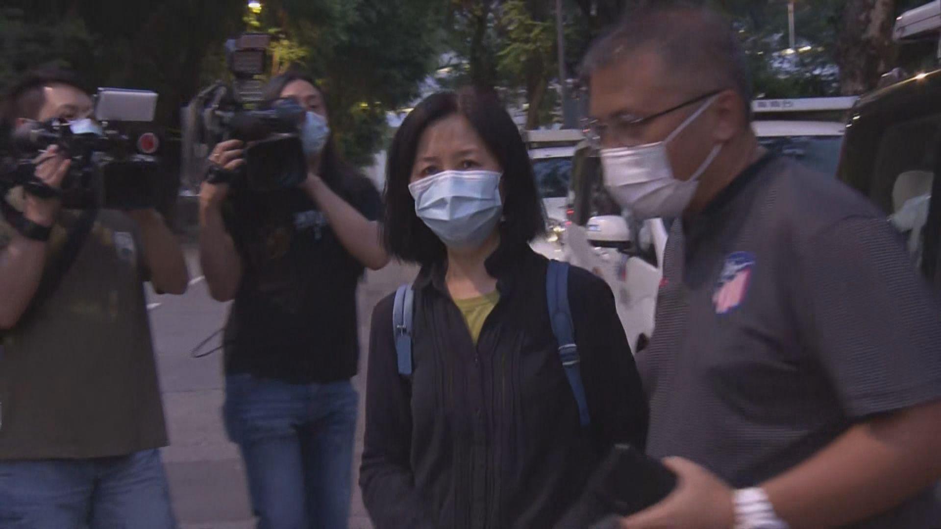 記協:直播七一襲警案記者協助調查 被扣旅遊證件