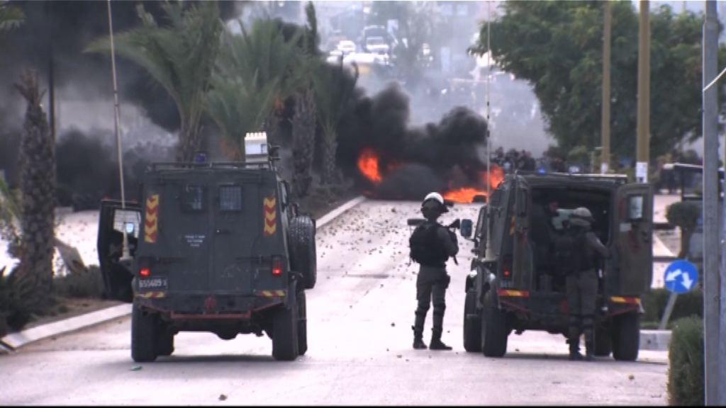 哈馬斯號召巴人起義抗以色列