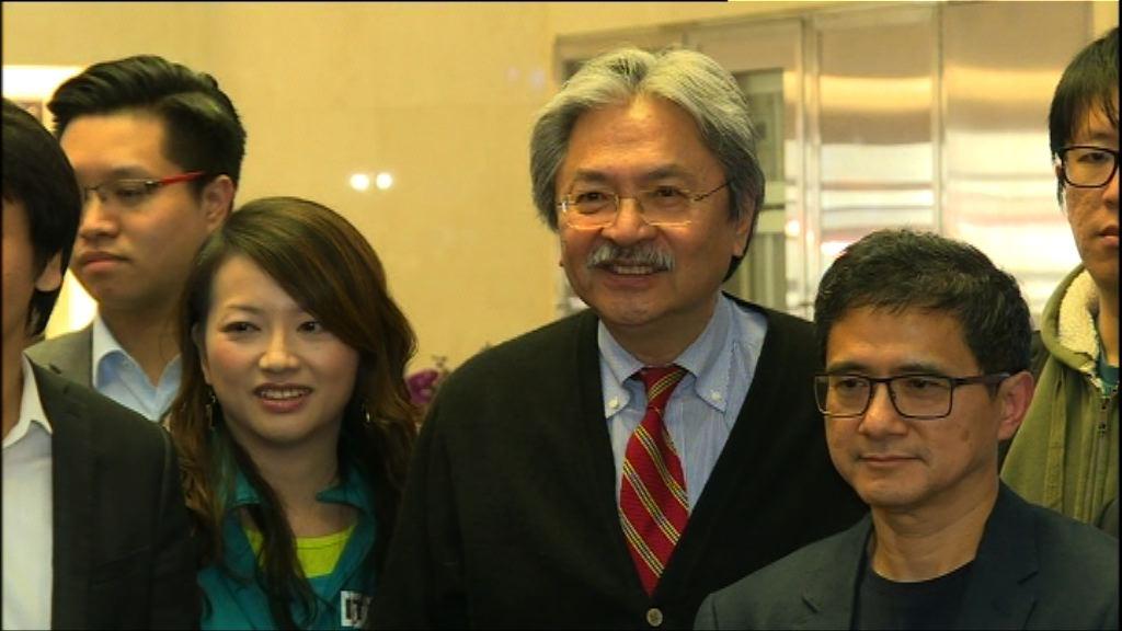 曾俊華最新獲資訊科技界5票提名