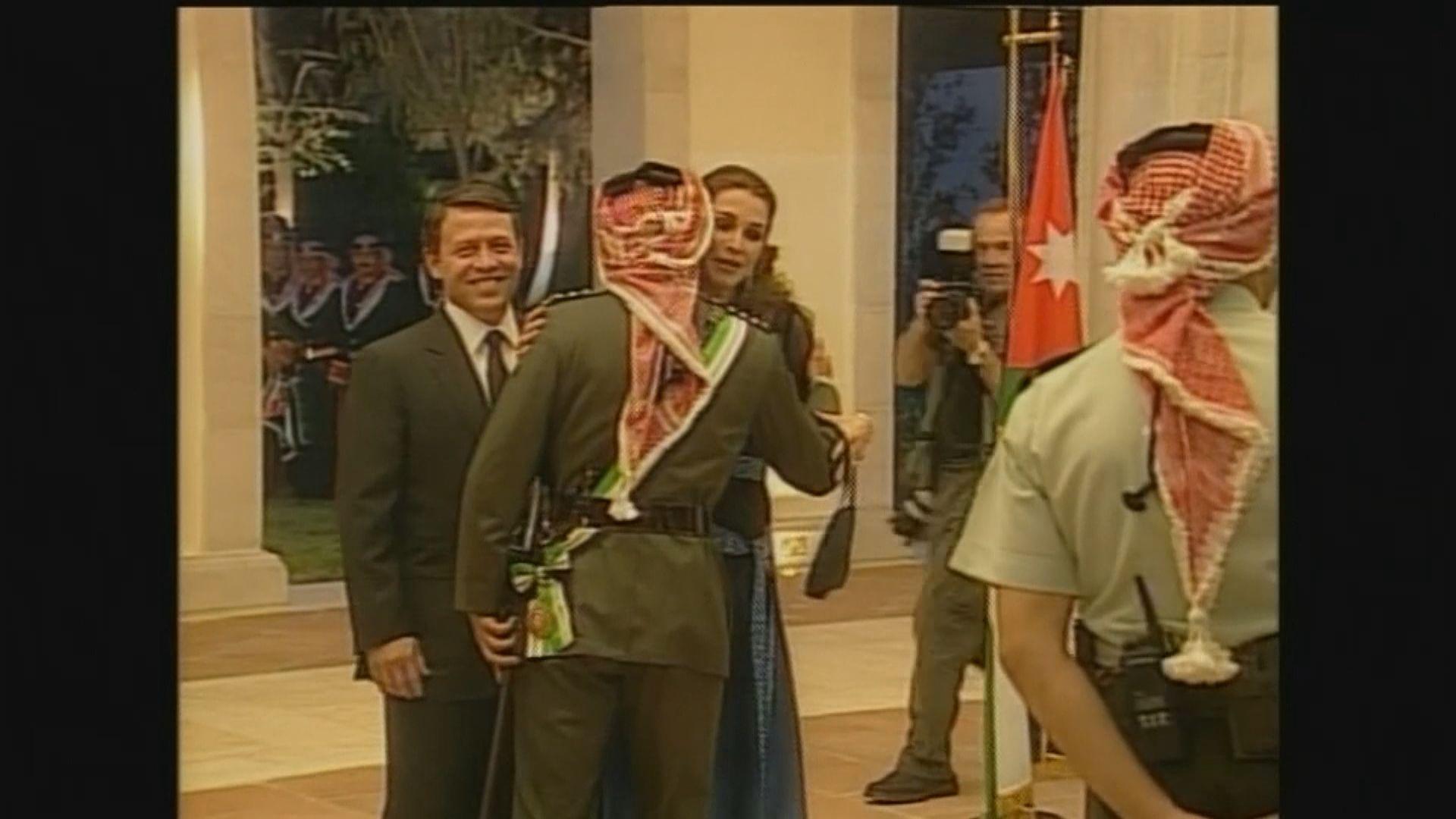 約旦副首相:哈姆扎與外國勢力有聯繫 策劃陰謀威脅國家安全
