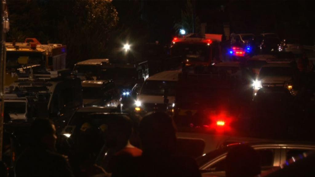 約旦警方搜查民居遇襲最少三死